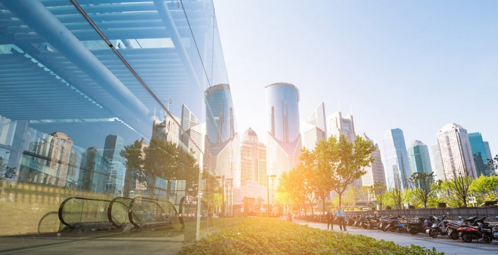 Stadt von Morgen: Wie Städte in die Zukunft planen