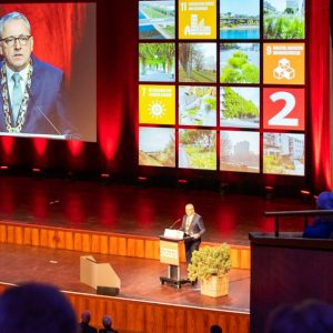 Mannheimer OBM Peter Kurz (Quelle: Stadt Mannheim/Andreas Henn)