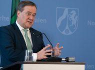 Nordrhein-Westfalens Ministerpräsident Armin Laschet (Quelle: Land NRW).