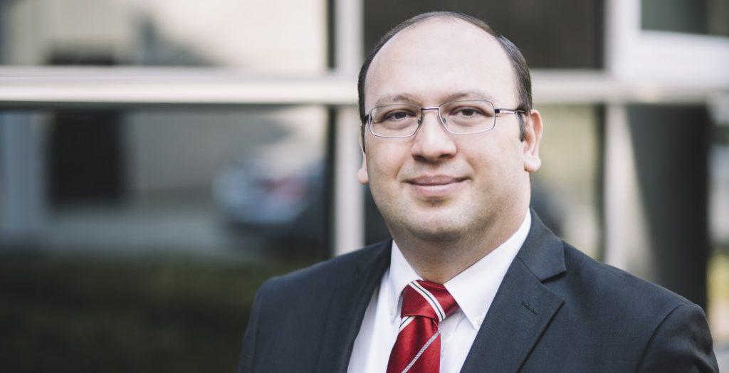 Der Geschäftsführer des Bunds der Steuerzahler Rheinland-Pfalz, Rene Quante (Quelle: Bund der Steuerzahler RLP)