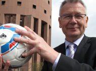 Kaiserslauterns Oberbürgermeister Klaus Weichel (Quelle: Andreas Erb).