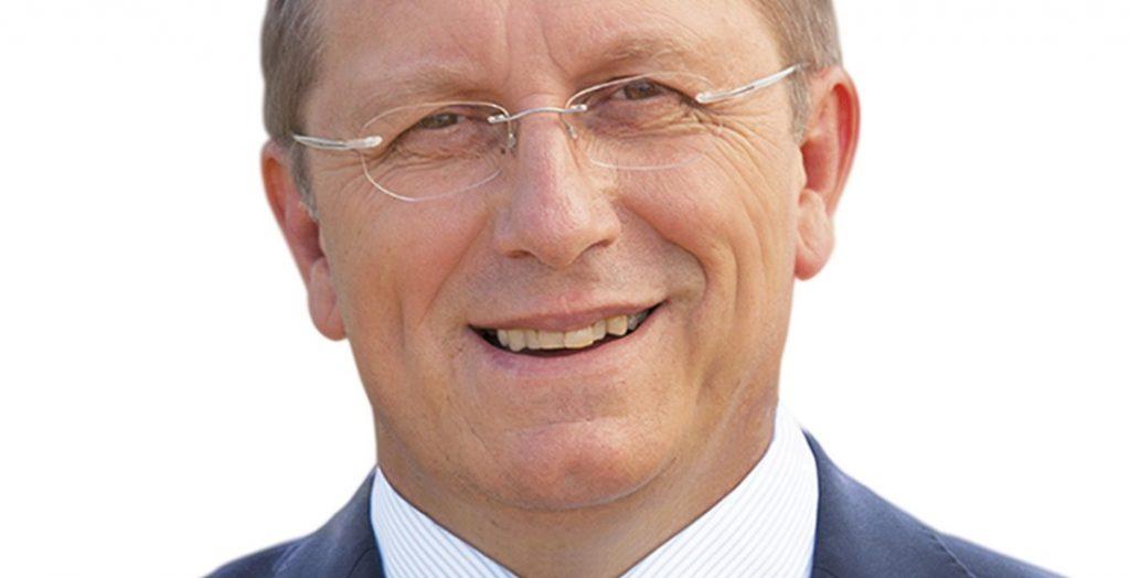 OBM Henry Schramm aus Kulmbach (Quelle: Stadt Kulmbach)