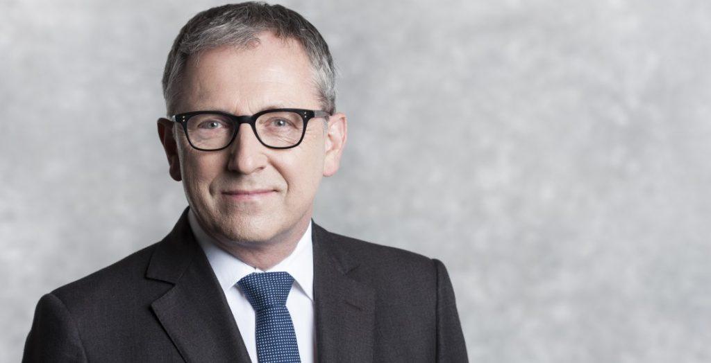 OBM Peter Kurz aus Mannheim (Quelle: Stadt Mannheim/Werner Bartsch)