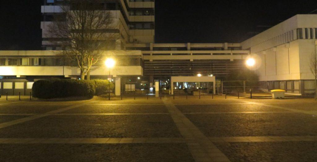 Rathausvorplatz in Kaiserslautern (Quelle: Andreas Erb)