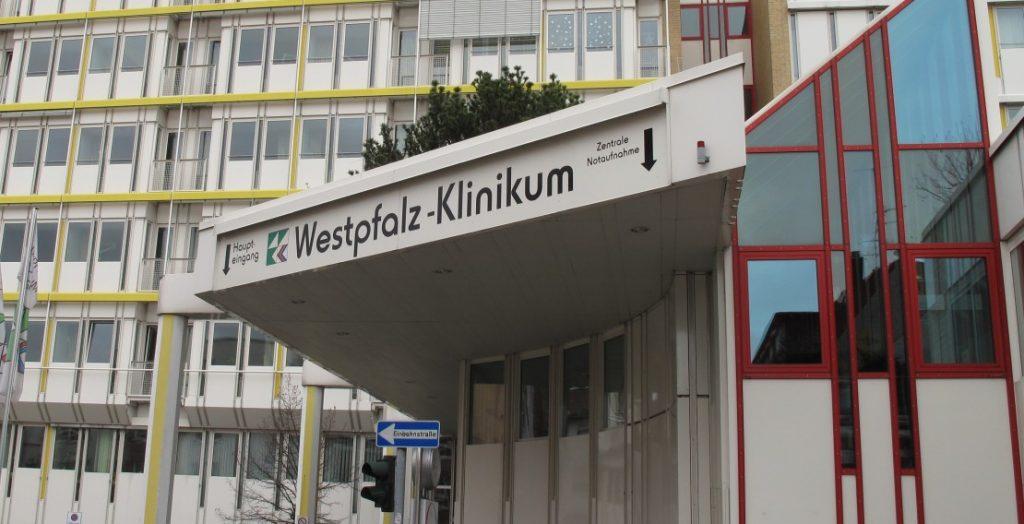 Westpfalz Klinikum Kaiserslautern (Quelle: Andreas Erb)