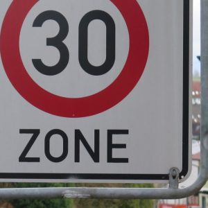 Tempo-30-Zone (Quelle: Andreas Erb)