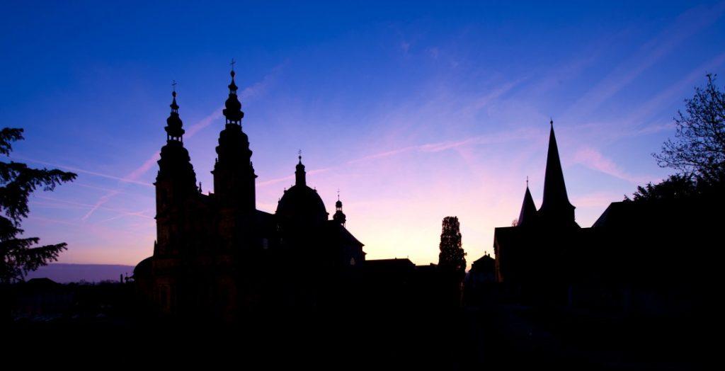 Sternenstadt Fulda (Quelle: Stadt Fulda/Christian Tech)