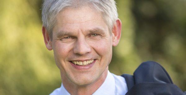 Städtetagsvizepräsident und OBM Frank Klingebiel aus Salzgitter (Quelle: Städtetag Niedersachsen/Peter Sierigk)