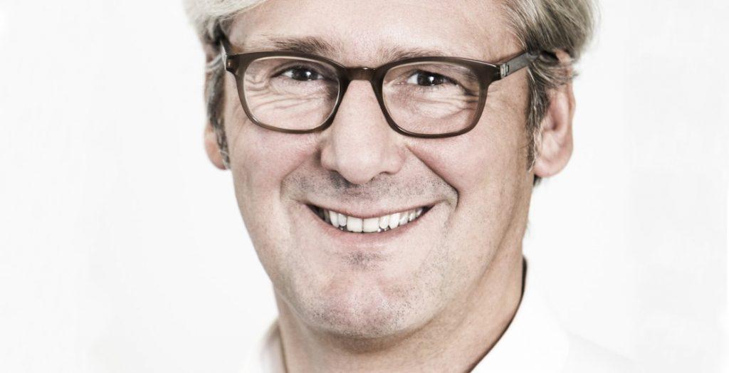 OBM Jochen Partsch aus Darmstadt (Quelle: Stadt Darmstadt/Christian Grau)