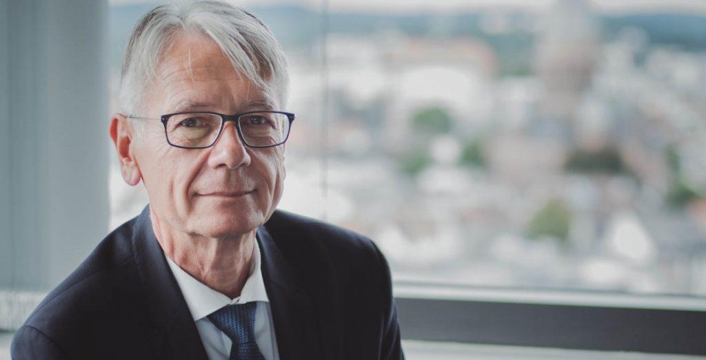 OBM Klaus Weichel aus Kaiserslautern (Quelle: Stadt Kaiserslautern)
