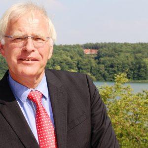 Landrat Reinhard Sager (Quelle: Landkreis Ostholstein)