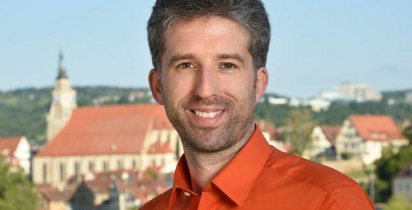 OBM Boris Palmer aus Tübingen (Quelle: Stadt Tübingen/Gudrun de Maddalena)