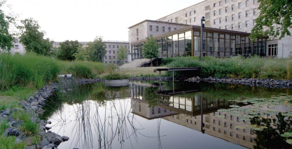 Bundesfinanzministerium im Detlev-Rohwedder-Haus (Quelle: BMF/Hendel)