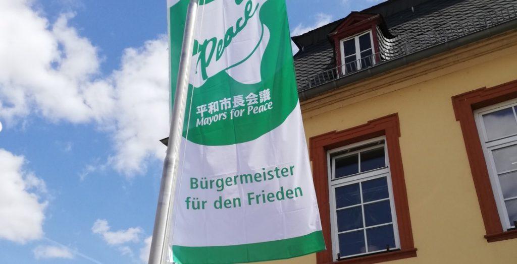 Mayors For Peace (Quelle: Stadt Bad Kreuznach)