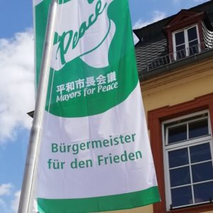 Mayors For Peace (Quelle: Stadt Bad Kreuznach)