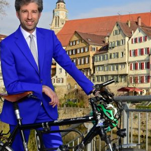 OBM Boris Palmer (Quelle: Stadt Tübingen/Gudrun de Maddalena)
