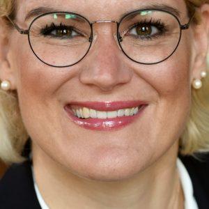 OBM Eva Weber aus Augsburg (Quelle: Stadt Augsburg/Ruth Plössel)