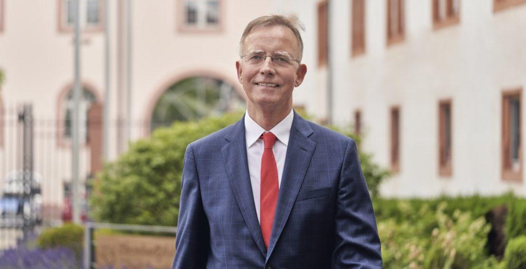 Gerd Landsberg (Quelle: Deutscher Städte- und Gemeindebund/Peter Bajer)