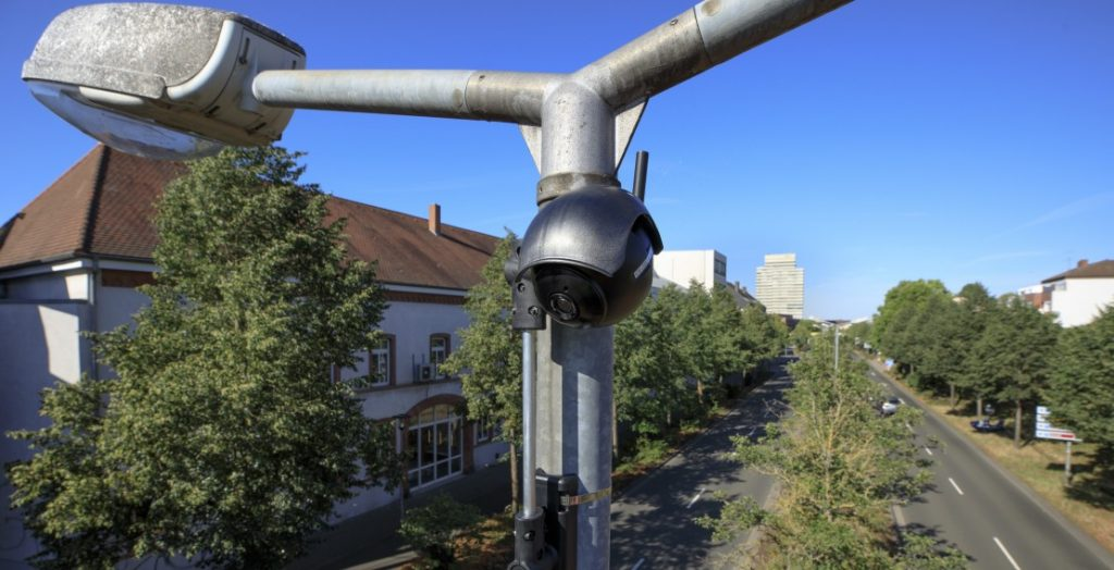 Wärmebildkamera (Quelle: Stadt Kaiserslautern/Agentur view/Rainer Voss)