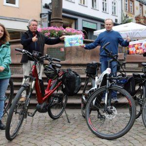 E-Bikeförderung via Gutschein (Quelle: Stadt Marburg/Thomas Steinforth)