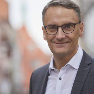 OBM Markus Ibert (Quelle: Stadt Lahr)