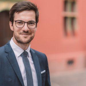 OBM Martin Horn aus Freiburg (Quelle: Stadt Freiburg/Fionn Große)