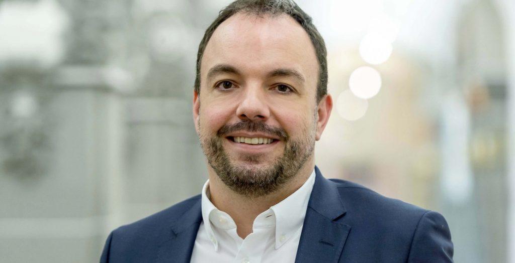 OBM Christian Geselle (Quelle: Stadt Kassel/Bernd Schoelzchen)