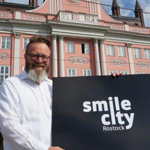 OBM Claus Ruhe Madsen (Quelle: Hansestadt Rostock/Presse- und Informationsstelle)