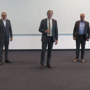 Präsidiumssitzung des Deutschen Städtetags (Quelle: Andreas Erb)