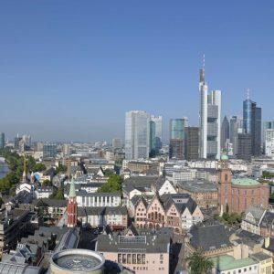 Europastadt Frankfurt am Main (Quelle: visitfrankfurt/Holger Ullmann)
