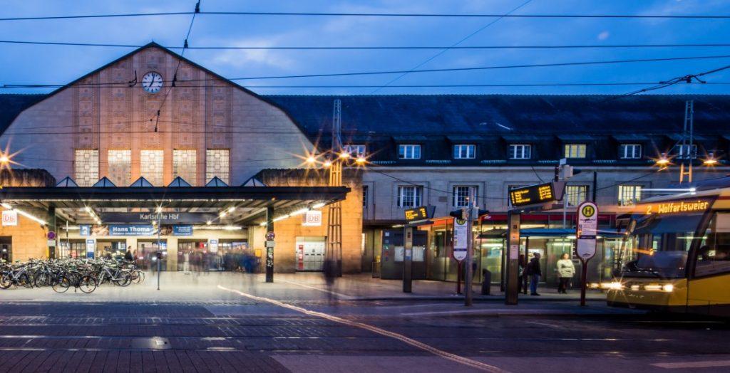 Mobilität Karlsruhe (Quelle: Stadt Karlsruhe/Dennis Dorwarth)