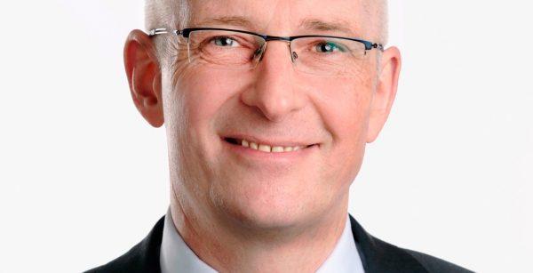OBM Wolfram Leibe aus Trier (Quelle: Stadt Trier)