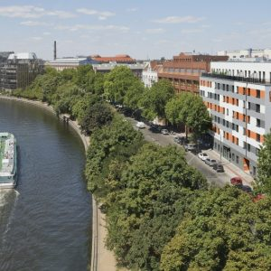 Smartments student Berlin (Quelle: GBI Holding AG/Sebastian Greuner)