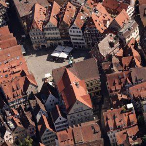 Tübinger Altstadt (Quelle: Stadt Tübingen/Simon Schmicke)