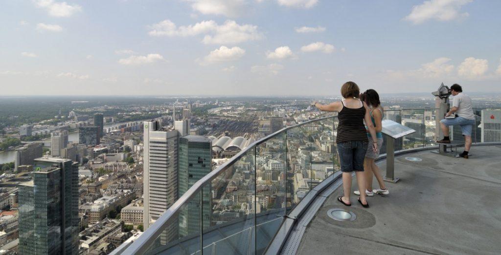 Main Tower Frankfurt (Quelle: visitfrankfurt/Holger Ullmann)