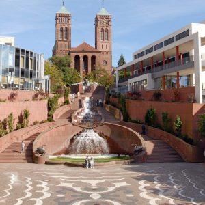 Pirmasens Schlossplatz (Quelle: Stadt Pirmasens/Sabine Reiser)