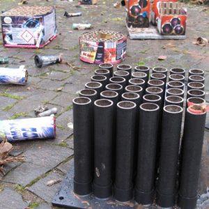 Silvester Feuerwerk (Quelle: Andreas Erb)