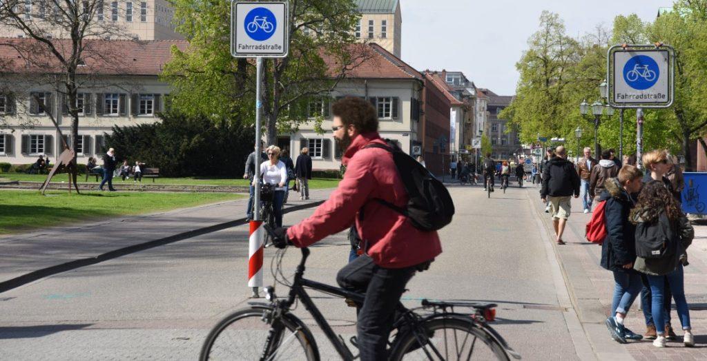 Urbane Mobilität (Quelle: Stadt Karlsruhe)