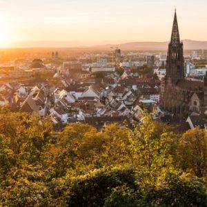 Freiburg (Quelle: Stadt Freiburg/fwtm(Baschi Bender)