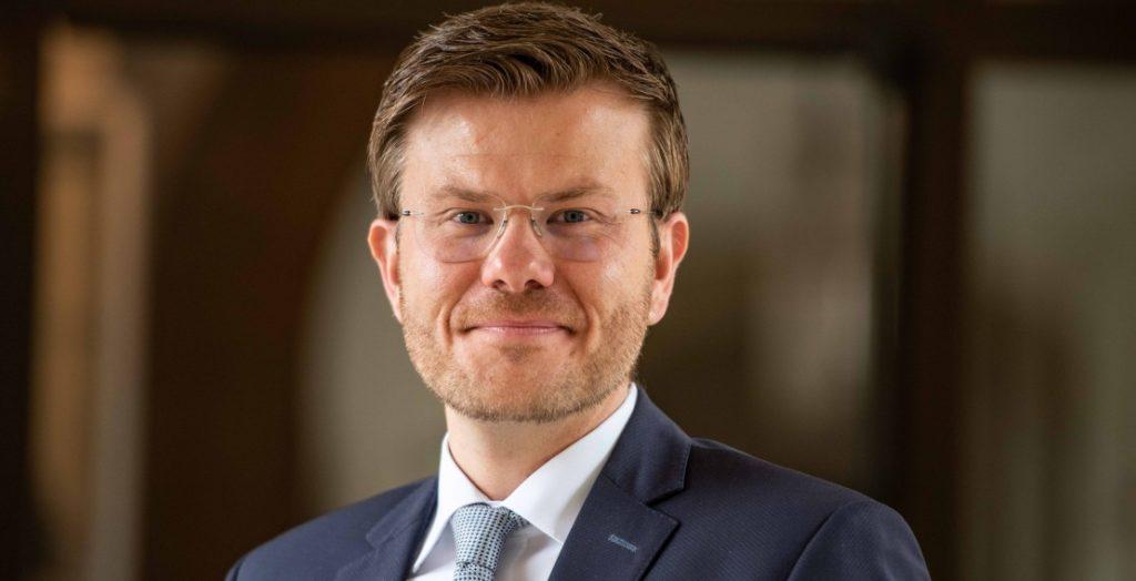 OBM Marcus König aus Nürnberg (Quelle: Stadt Nürnberg/Christine Dierenbach)