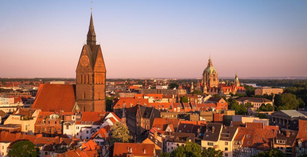 Hannover (Quelle: visit-hannover/HMTG/Lars Gerhards)