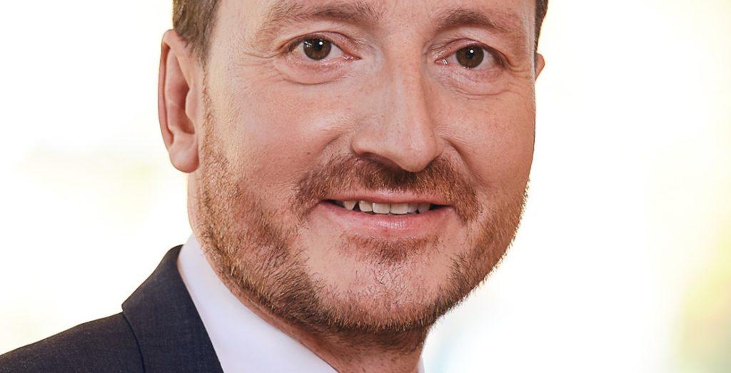 OBM Christoph Traub aus Filderstadt (Quelle: Stadt Filderstadt/Tobias Bugala)