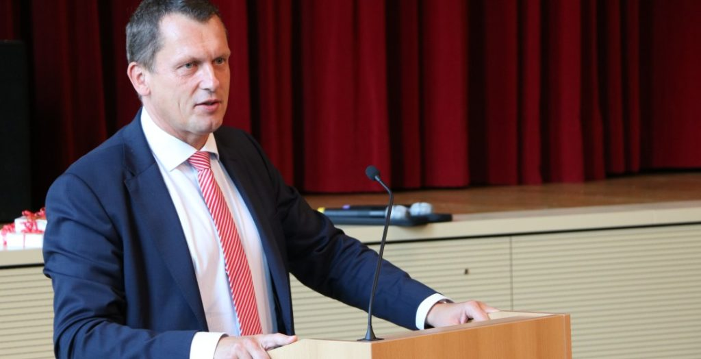 OBM Holger Kelch (Quelle: Stadt Cottbus)