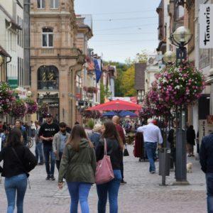 Innenstadt Landau (Quelle: Stadt Landau)