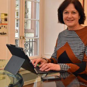Margret Mergen (Quelle: Stadt Baden-Baden)