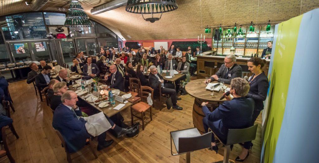 Parlamentarischer Abend (Quelle: Rat für Nachhaltige Entwicklung/Ralf Rühmeier)