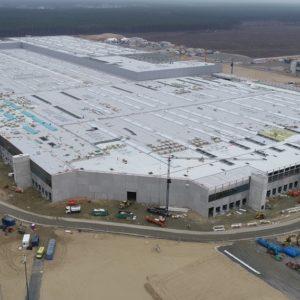 Tesla Gigafactory Grünheide (Quelle: extern)