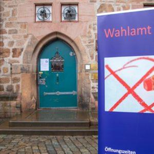 Wahlamt Marburg (Quelle: Stadt Marburg/Patricia Grähling)