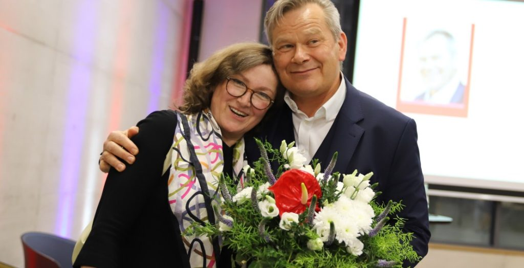 Wahlsieger Thomas Spies (Quelle: Stadt Marburg/Patricia Grähling)