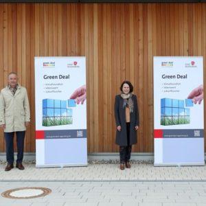 Green Deal Regensburg (Quelle: Bilddokumentation Stadt Regensburg)
